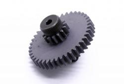 Ø6x20mm Hardened Steel Shaft Screw - Thumbnail