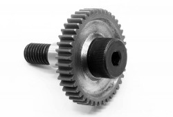 Ø6x40mm Hardened Steel Shaft Screw - Thumbnail