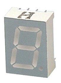 Display - 7 Segment 1 Digit 14mm Common Cathode