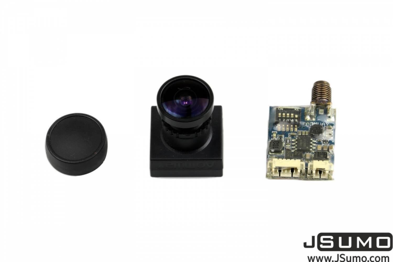 700TVL Camera (NTSC Version) and 5.8GHZ Transmitter Set for FPV