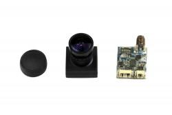 700TVL Camera (NTSC Version) and 5.8GHZ Transmitter Set for FPV - Thumbnail
