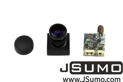 - 700TVL Camera (NTSC Version) and 5.8GHZ Transmitter Set for FPV (1)