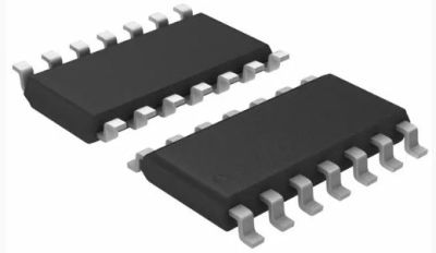 Texas Instruments - 74HC02 Logic Nor Gate 4Ch.