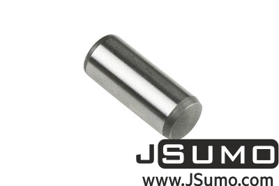 Jsumo - Ø8 x 20mm Hardened Steel Shaft (with M5 Threaded Hole) (1)