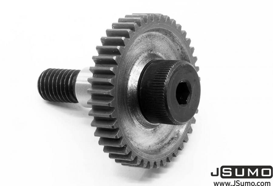 Ø6x12mm Hardened Steel Shaft Screw