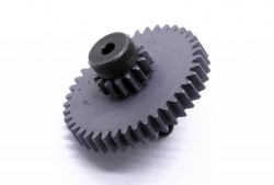 Ø8x40mm Hardened Steel Shaft Screw - Thumbnail