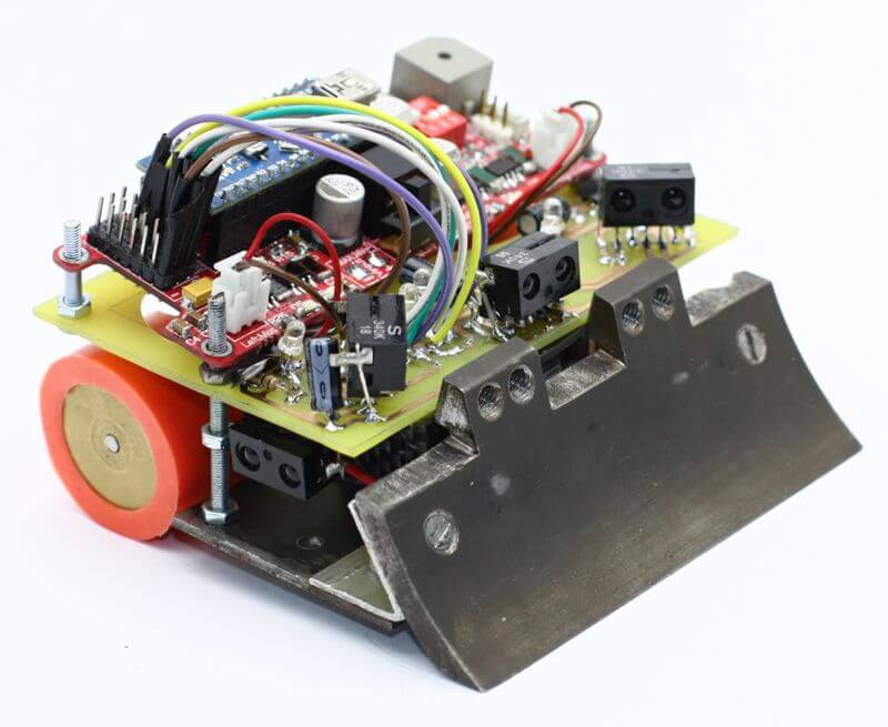 Turkey Mini sumo robot
