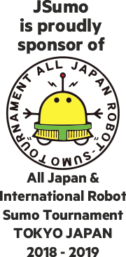 All Japan Sumo Robot Tournament Sponsorship