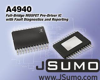 Allegro - A4940 Mosfet Driver Full Bridge