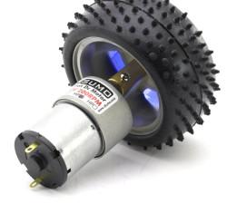 All Terrain Robot Wheel Pair (87mm x 39mm) - Thumbnail