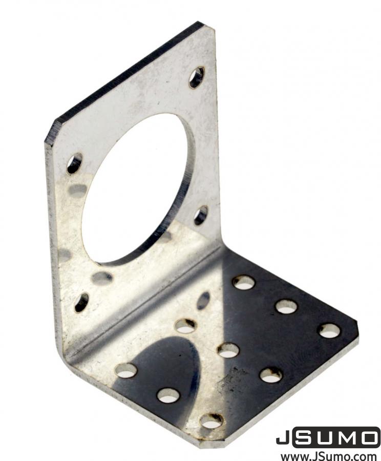 Aluminum Bracket for Nema 17 Stepper Motors