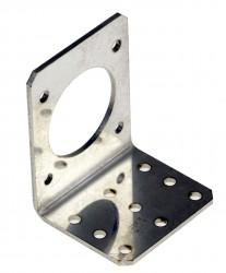 Aluminum Bracket for Nema 17 Stepper Motors - Thumbnail