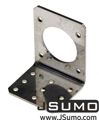 Jsumo - Aluminum Bracket for Nema 17 Stepper Motors (1)