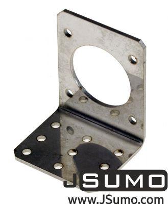 Jsumo - Aluminum Bracket for Nema 17 Stepper Motors (1)