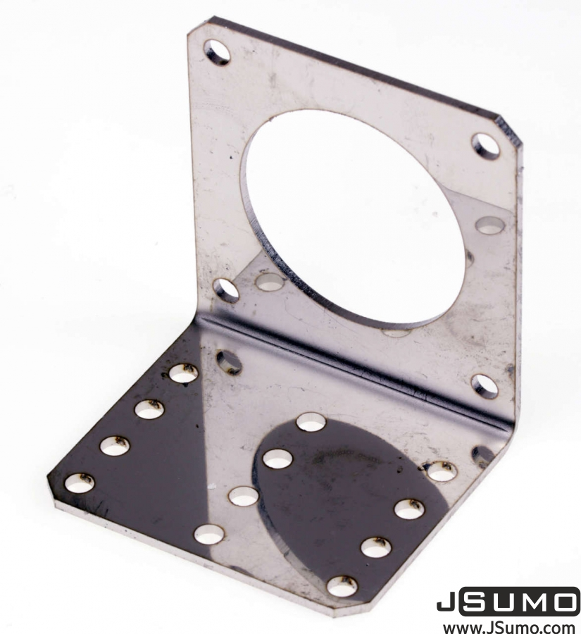Aluminum Bracket for Nema 23 Stepper Motors