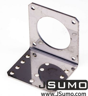 Jsumo - Aluminum Bracket for Nema 23 Stepper Motors (1)