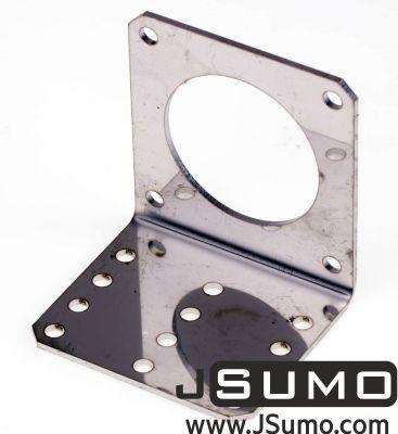Jsumo - Aluminum Bracket for Nema 23 Stepper Motors (1)