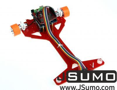 Jsumo - Arduino Pid Based Line Follower Robot Kit (1)