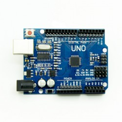 Arduino UNO R3 Clone + USB Cable - (CH340 USB Driver, SMD Model) - Thumbnail