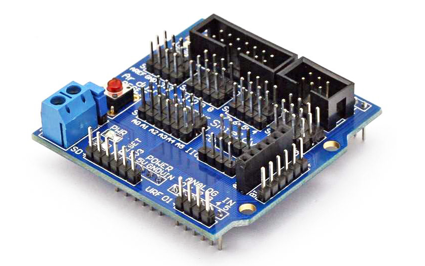 Arduino Uno Sensor Shield