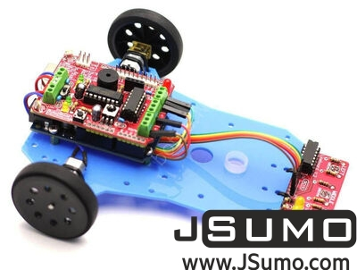 Jsumo - ArduLine Basic Line Follower Robot Kit