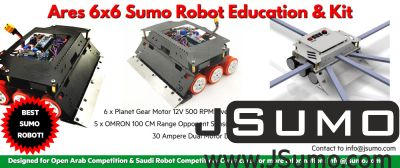 Jsumo - Special Listing for Sumo Robot (1)