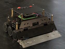 ARES 6x6 Sumo Robot - Thumbnail