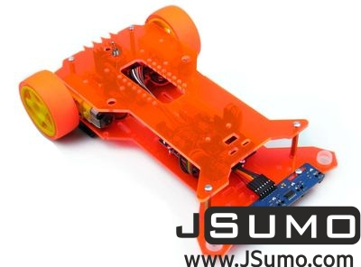 Jsumo - Basic Line Follower Robot Kit (1)