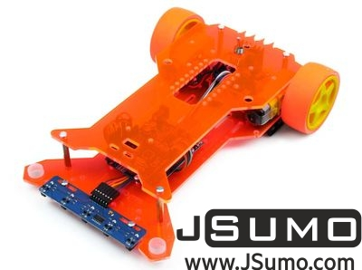 Jsumo - Basic Line Follower Robot Kit