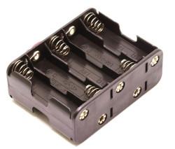 Battery Holder 10 x AA (5x2 Type) - Thumbnail