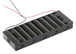 Battery Holder 10 x AA - Thumbnail