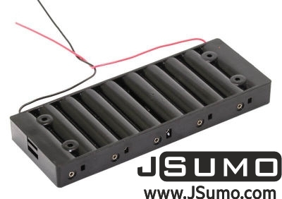 Jsumo - Battery Holder 10 x AA (1)