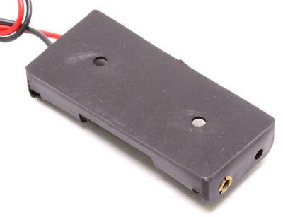Jsumo - Battery Holder 2 x AAA (1)