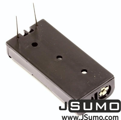 Jsumo - Battery Holder 2 x AAA (PCB Mount) (1)