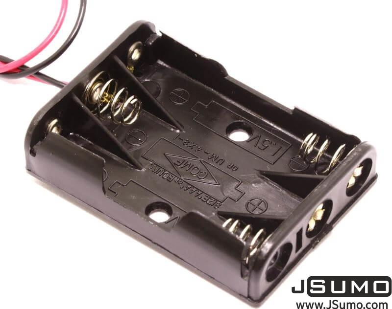 Battery Holder 3 x AAA