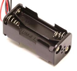 Battery Holder 4 x AAA (2x2 Type) - Thumbnail