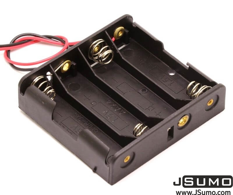 Battery Holder 4 x AA