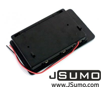 - Battery Holder 6xAA w/Cover (1)
