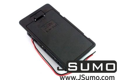 - Battery Holder 6xAA w/Cover