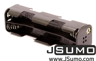 Jsumo - Battery Holder 8 x AA (4x2 Type) (1)