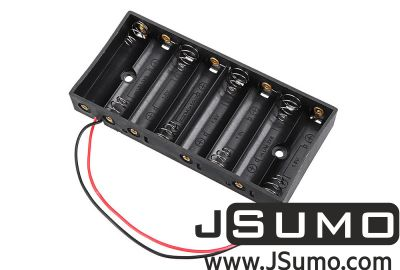 - Battery Holder 8xAA