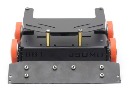 BB1 Midi Sumo Robot Kit (15x15 - 1.5Kg) (No Electronics) - Thumbnail
