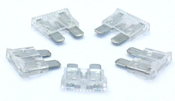 Blade Fuse 25 Ampere (5 Pcs Pack)