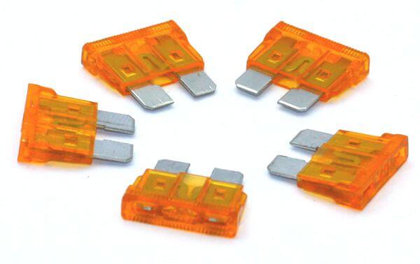 Blade Fuse 40 Ampere (5 Pcs Pack)