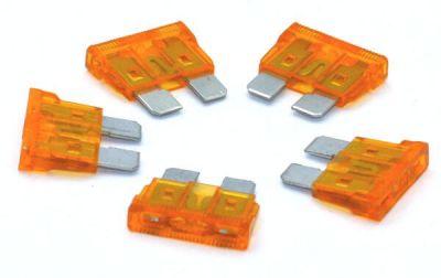 - Blade Fuse 40 Ampere (5 Pcs Pack)