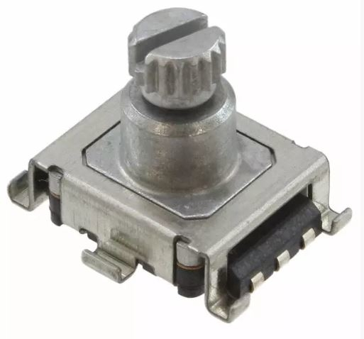Bourns Rotary Encoder SMD 15 CPR