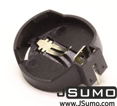 Jsumo - CR2032 Coin Cell Holder (PCB Mount)