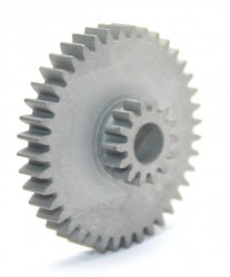 Concentric Double Gear (0,8 Module - 14-40 Tooth) - Thumbnail
