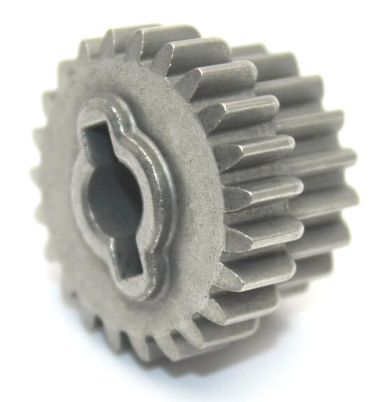 Concentric Double Gear (1 Module - 18/23 Tooth)