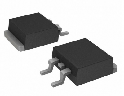 Texas Instruments - CSD18542KTTT N Channel 60V 200A D2PAK SMD Mosfet (1)